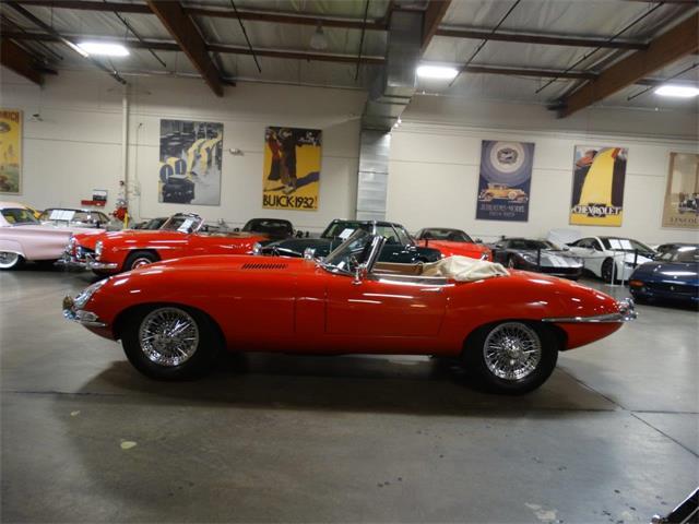Picture of Classic 1967 Jaguar XKE located in California - $158,750.00 - N3C1