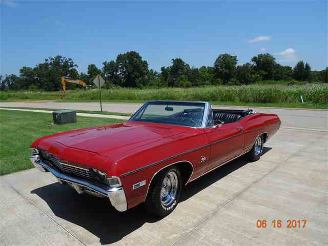 Picture of Classic '68 Chevrolet Impala - $22,400.00 - N3C3