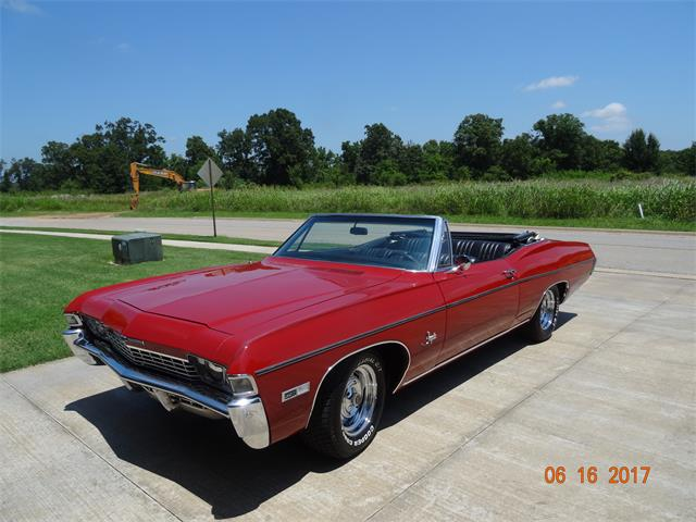 Picture of Classic 1968 Chevrolet Impala - $19,800.00 Offered by a Private Seller - N3C3