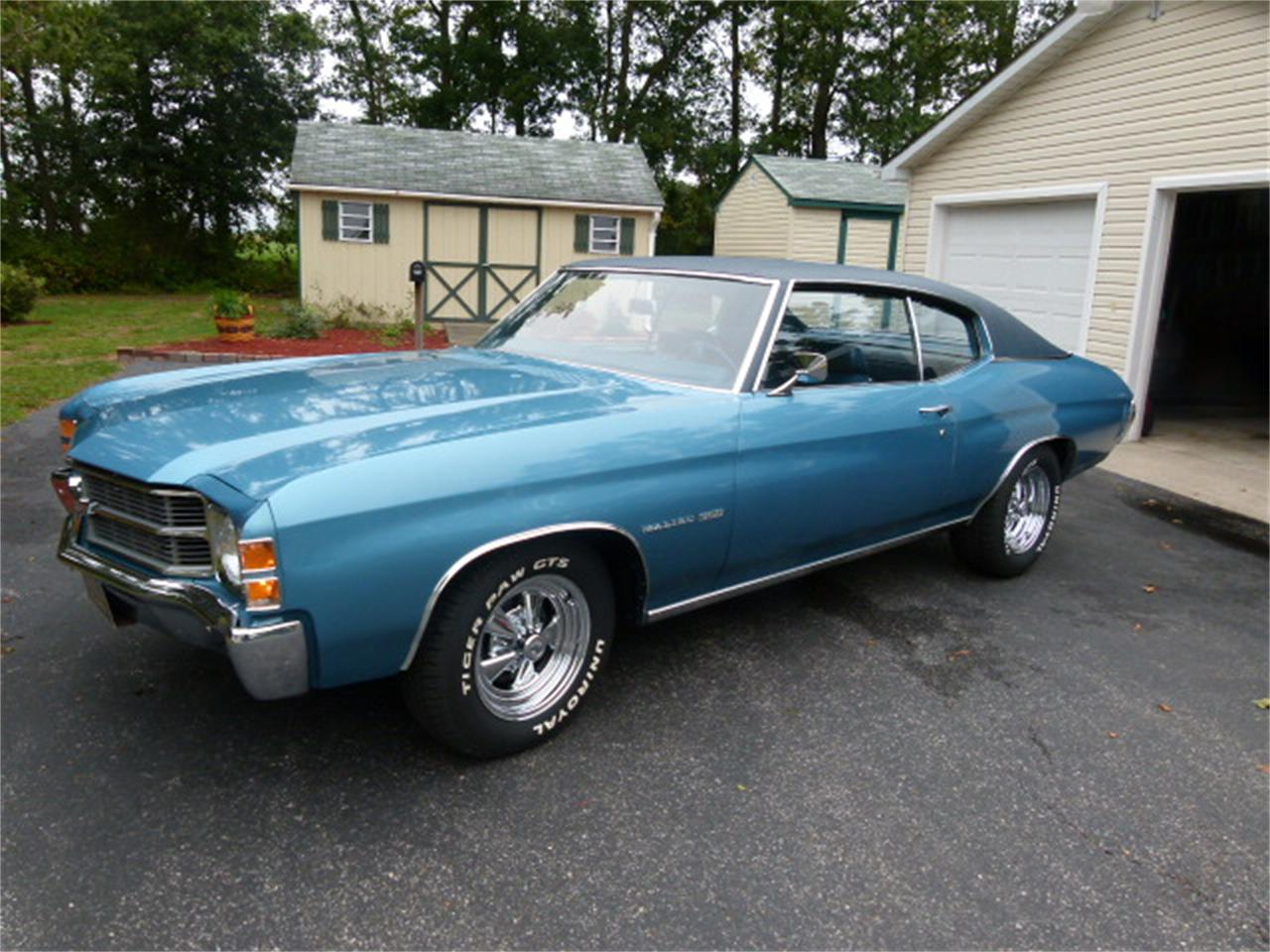 Large Picture of Classic 1971 Chevelle located in Virginia - $29,000.00 Offered by a Private Seller - N3CN