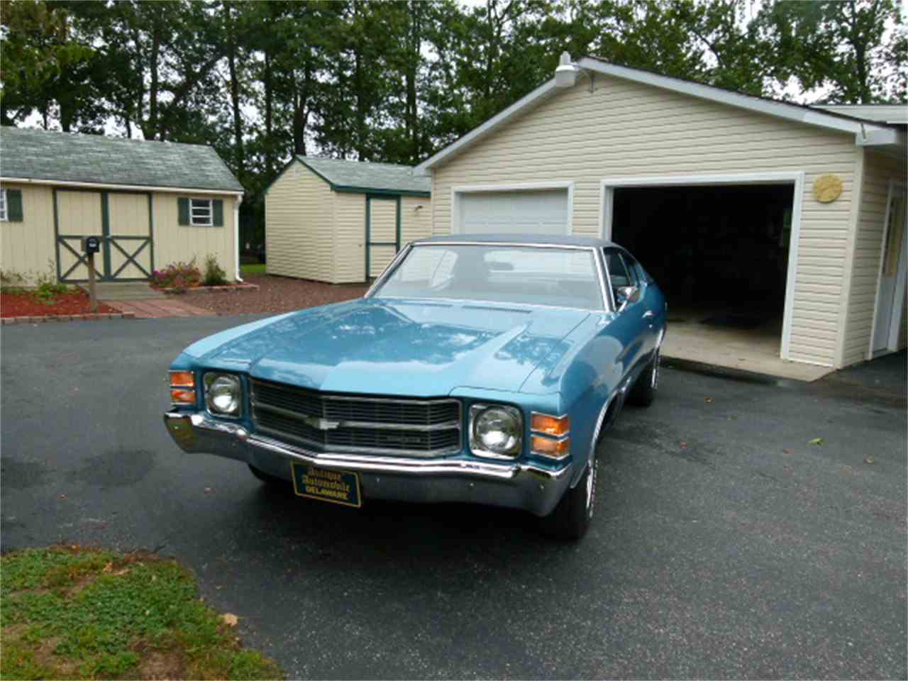 Large Picture of '71 Chevelle - N3CN