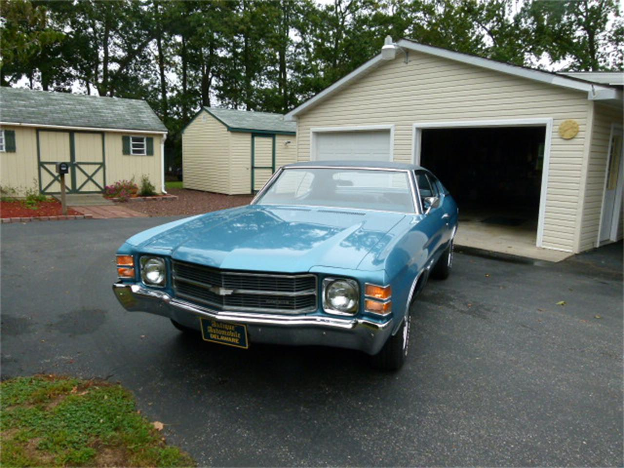Large Picture of Classic 1971 Chevelle - $29,000.00 Offered by a Private Seller - N3CN