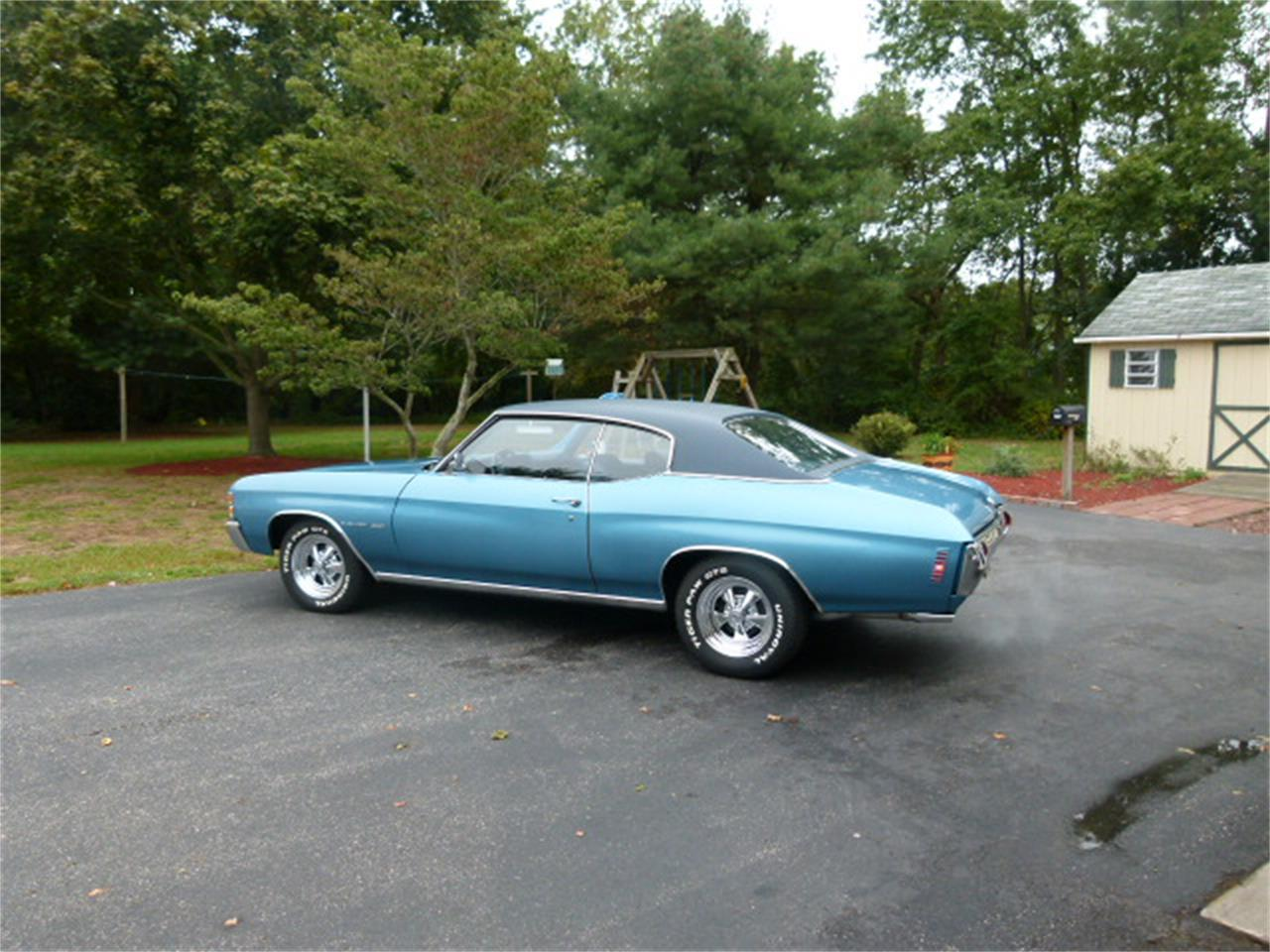 Large Picture of Classic '71 Chevrolet Chevelle located in Virginia Offered by a Private Seller - N3CN