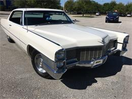 Picture of '65 Cadillac Coupe located in Tampa Florida - $19,700.00 Offered by a Private Seller - N3CT