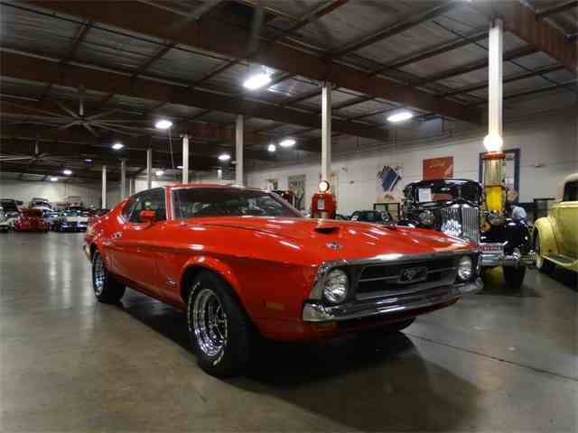 Picture of '71 Mustang - N3CY