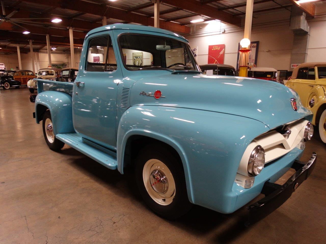 Large picture of 1955 ford f100 located in california 34900 00 n3d0