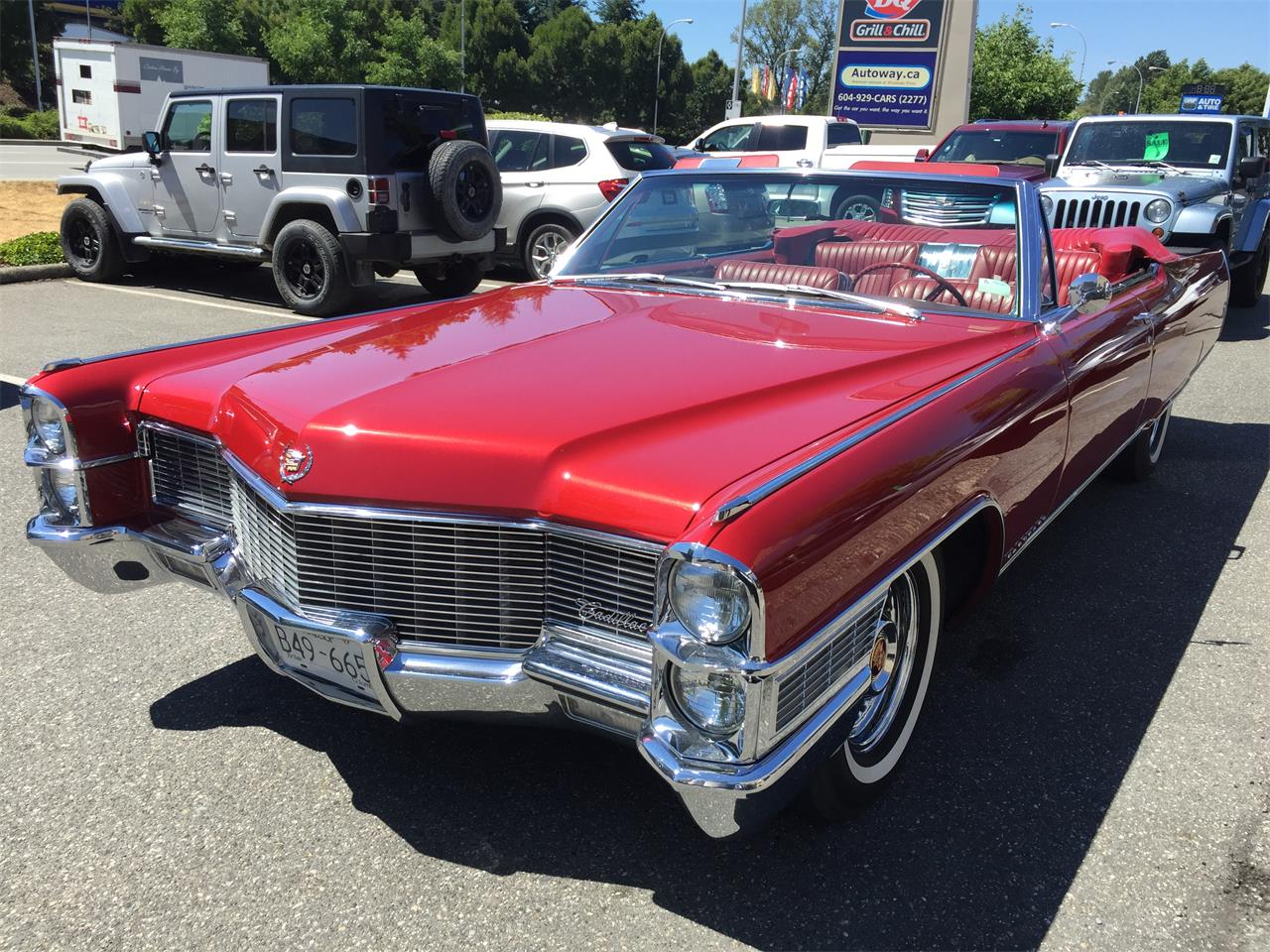 Large Picture of '65 Cadillac Eldorado Brougham - $40,000.00 Offered by a Private Seller - N3D3