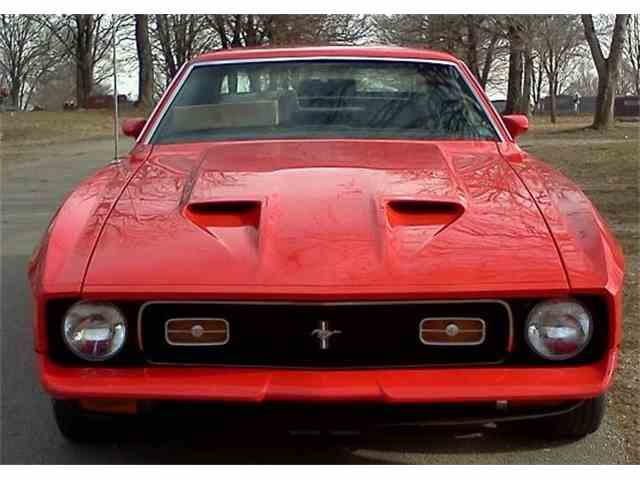 Picture of 1971 Mustang located in Harrison Arkansas - $27,000.00 - N3D6