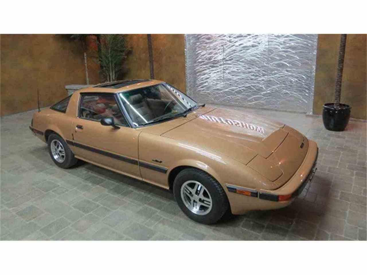 1983 Mazda RX-7 for Sale | ClicCars.com | CC-1077451
