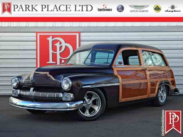 Picture of Classic '50 Woody Wagon located in Bellevue Washington - N3DN