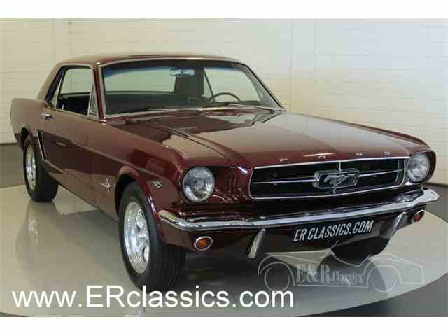 Picture of '65 Mustang - MY6Z