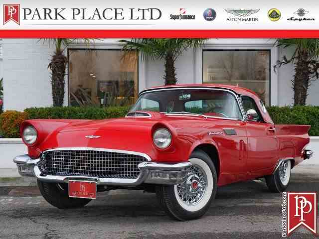 Picture of '57 Thunderbird - N3DR