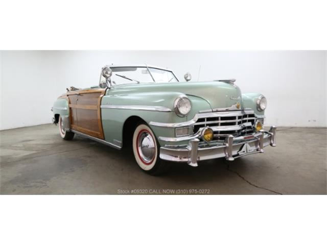 Picture of Classic '49 Chrysler Town & Country Offered by  - N3E1