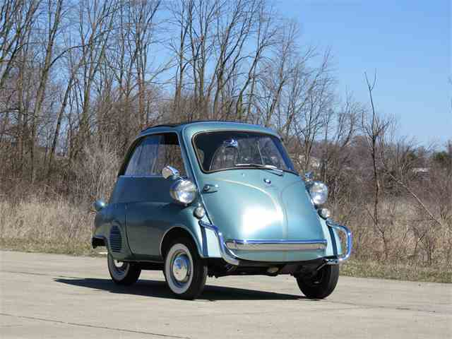 Picture of '58 Isetta - N3EA