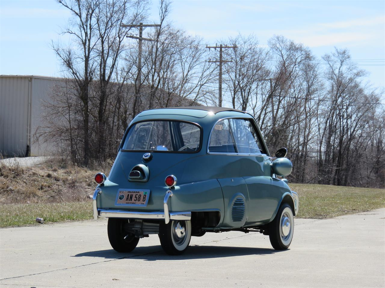 Large Picture of 1958 Isetta Auction Vehicle Offered by Earlywine Auctions - N3EA