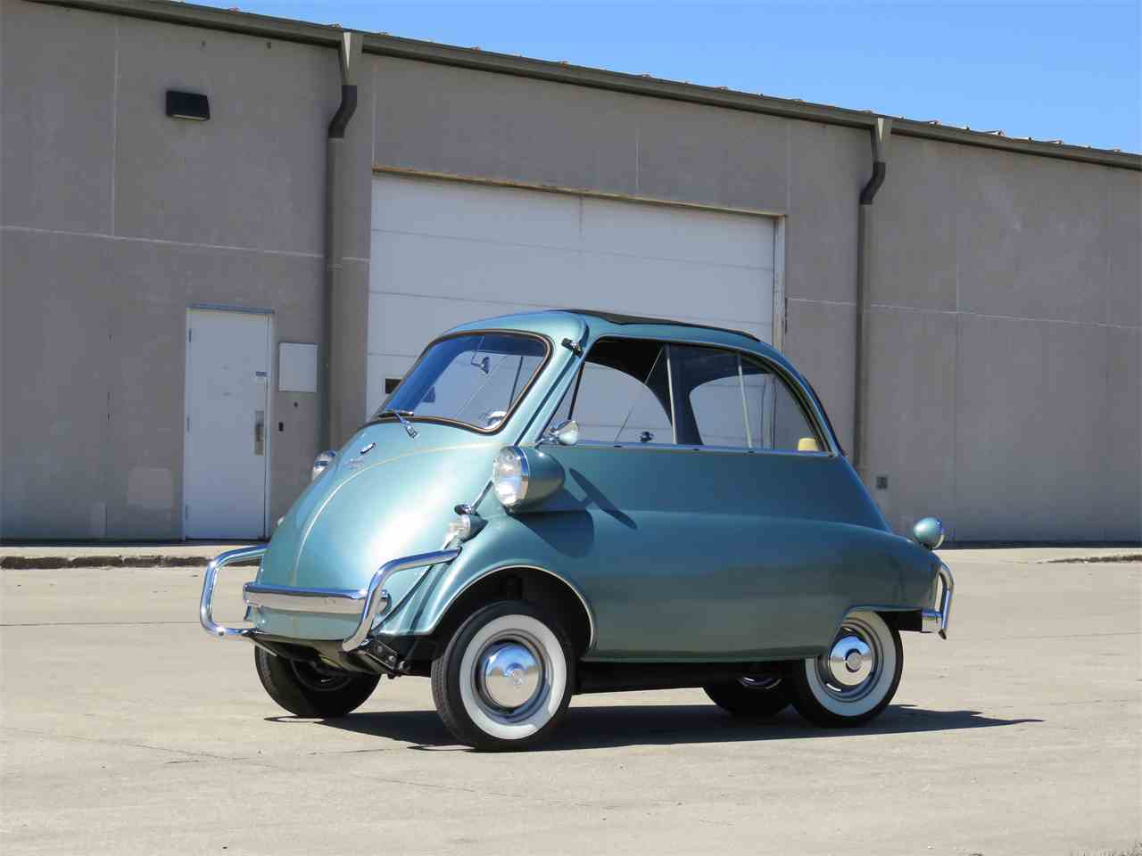 Large Picture of '58 Isetta - N3EA