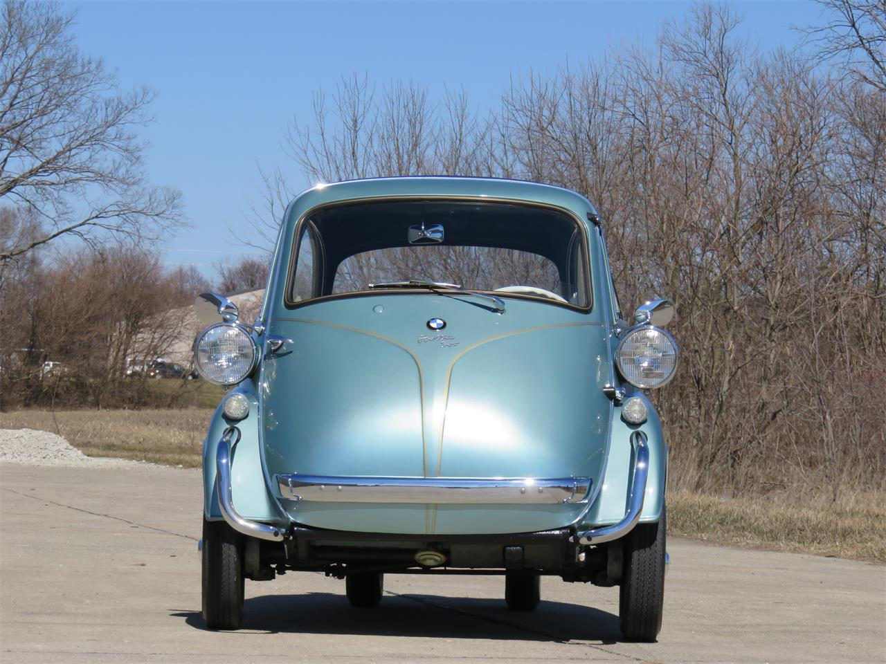 Large Picture of 1958 BMW Isetta located in Kokomo Indiana Auction Vehicle - N3EA