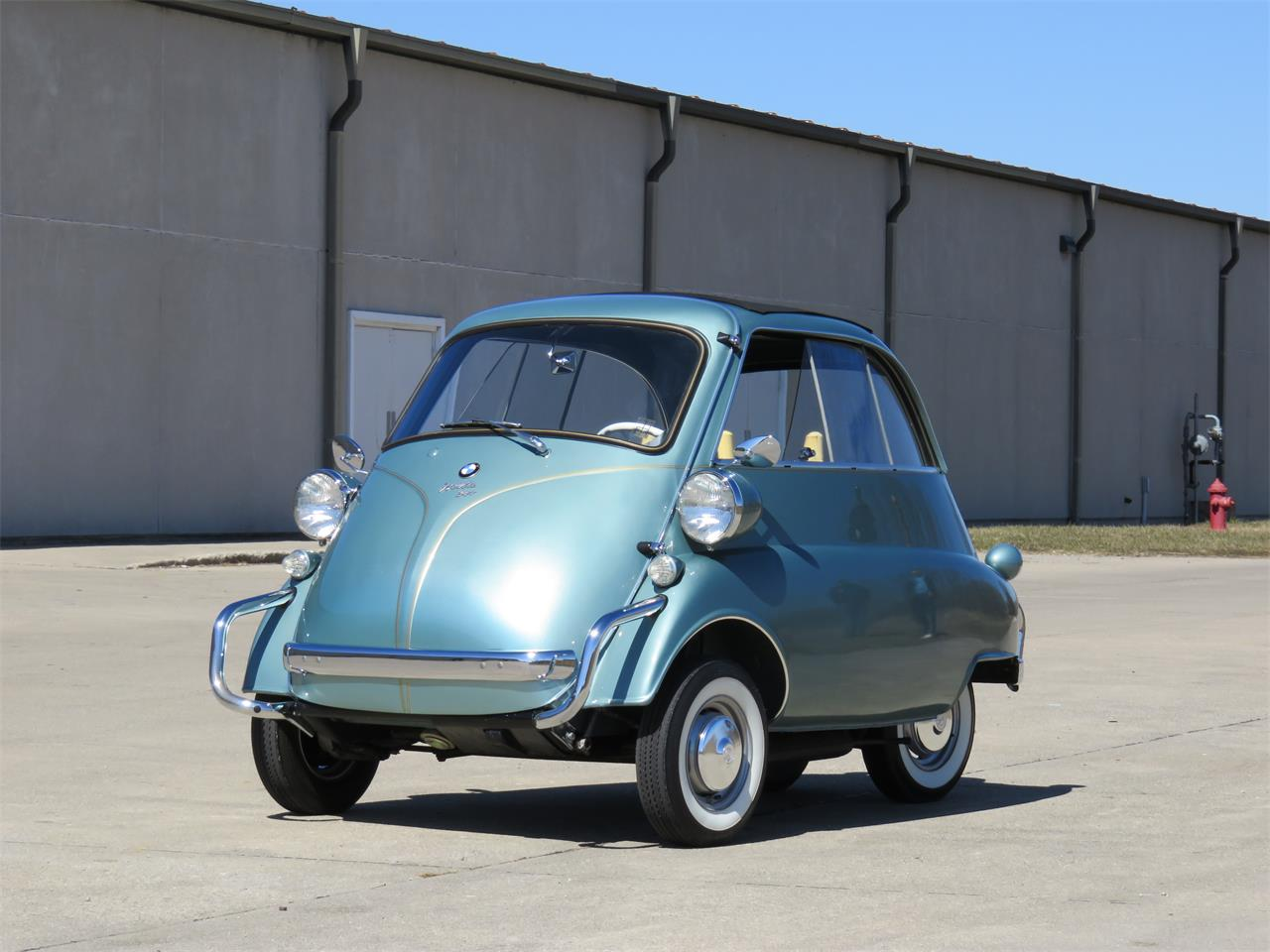 Large Picture of '58 Isetta located in Indiana Auction Vehicle Offered by Earlywine Auctions - N3EA