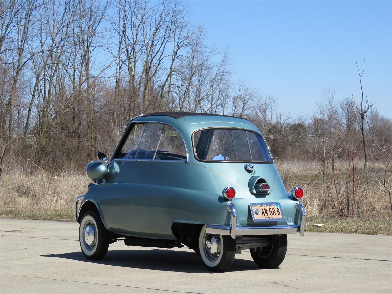 Large Picture of 1958 BMW Isetta located in Indiana Auction Vehicle Offered by Earlywine Auctions - N3EA