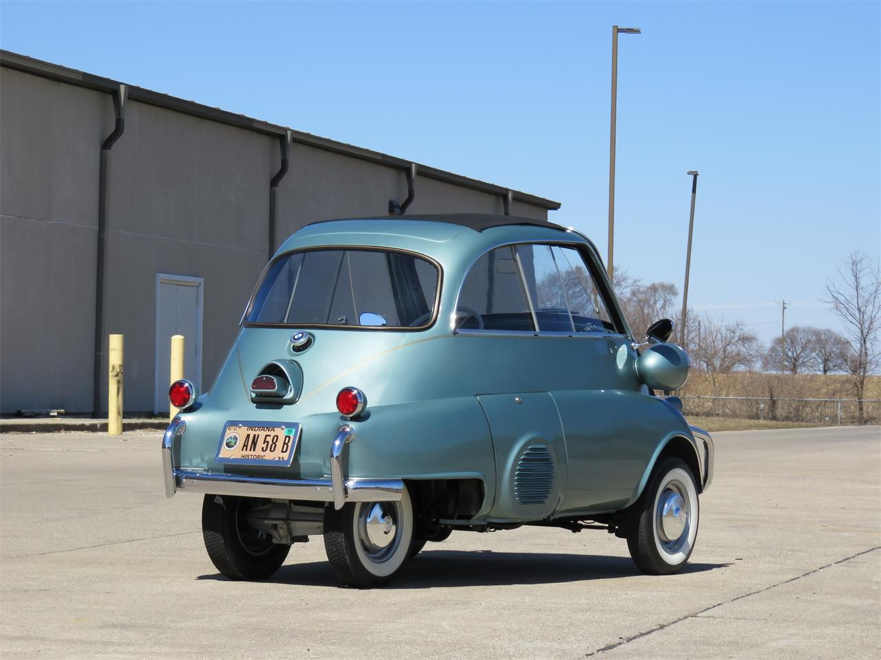 Large Picture of '58 BMW Isetta Auction Vehicle - N3EA
