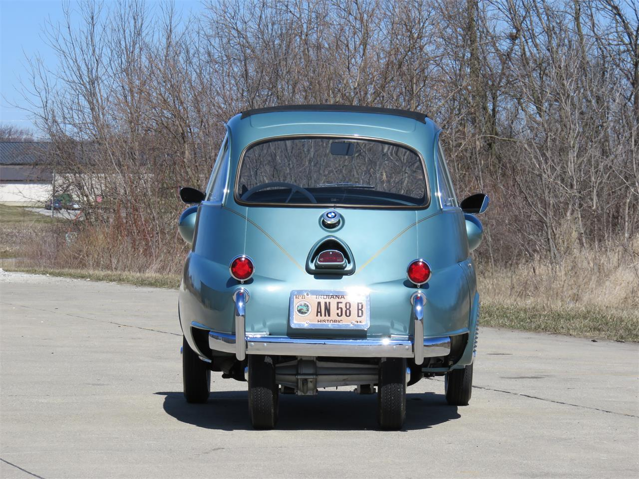 Large Picture of Classic 1958 BMW Isetta located in Kokomo Indiana Auction Vehicle - N3EA