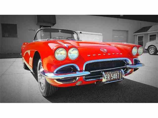Picture of '62 Corvette - N3EJ