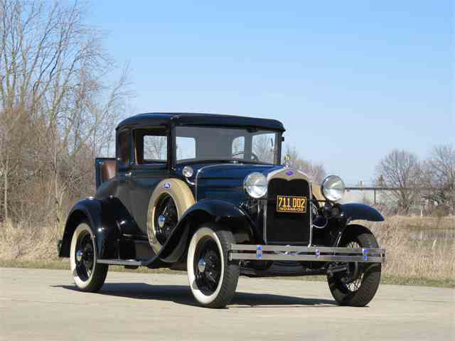 Picture of '30 Model A - N3EX