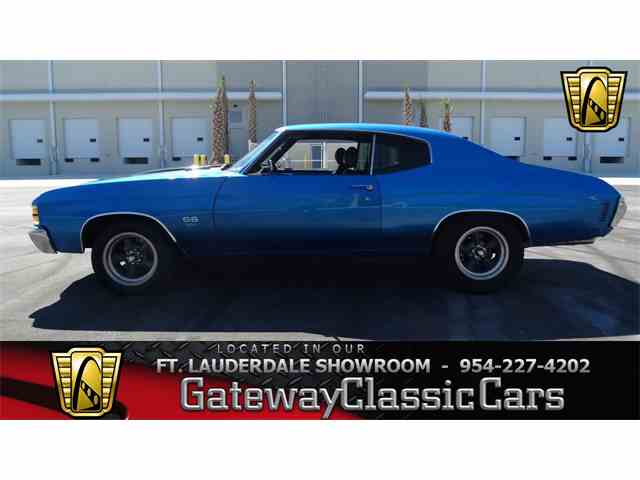 Picture of '71 Chevelle - N3FR