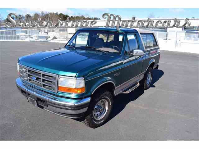 Picture of '96 Ford Bronco Offered by  - N3FU
