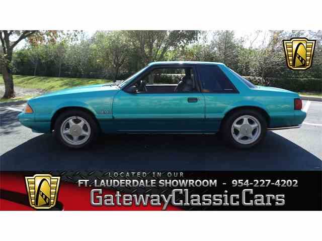 Picture of '93 Mustang - N3GC