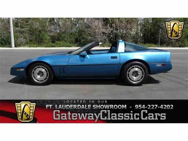 Picture of '87 Corvette - N3GW