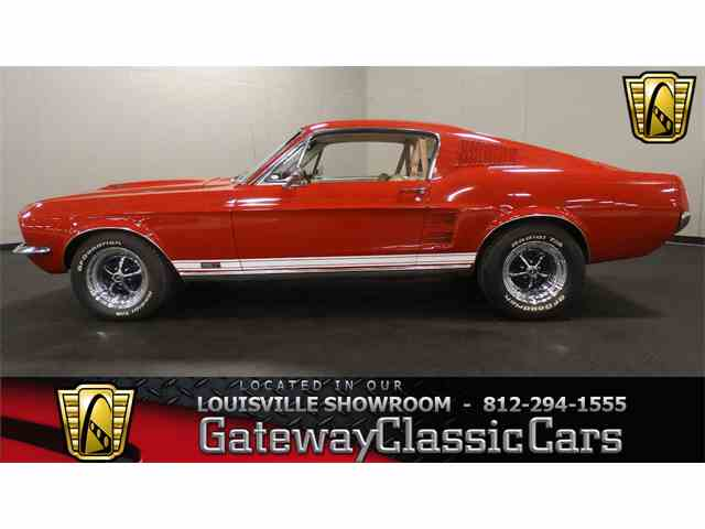 Picture of '67 Mustang - N3H6