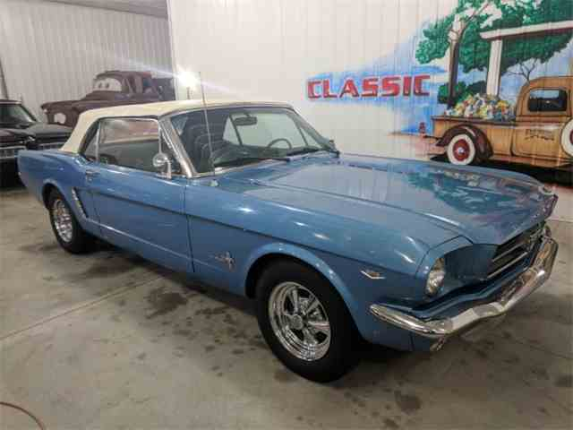 Picture of '65 Mustang - N3HF