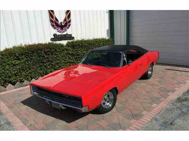 Picture of Classic 1968 Charger located in Cadillac Michigan - $98,995.00 Offered by  - N3HU