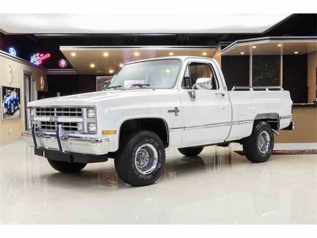 1987 Chevrolet Silverado for Sale on ClicCars.com