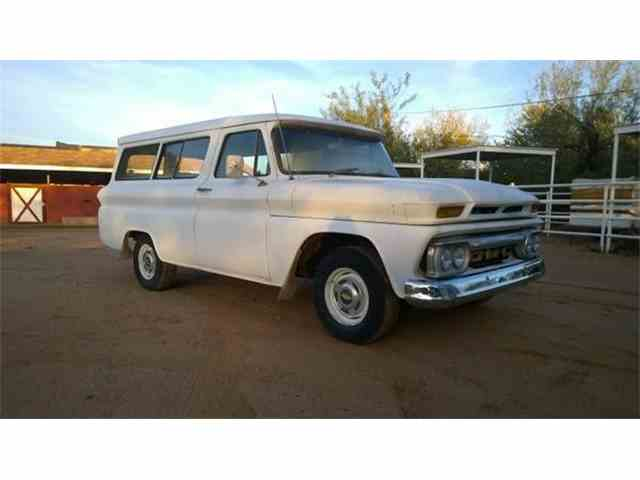 Picture of '65 Suburban - N3I4