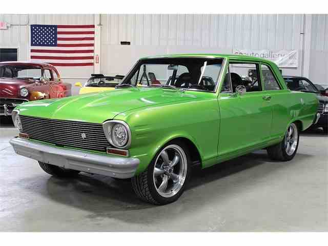 Picture of '63 Nova located in Michigan - $44,900.00 Offered by  - N3IA