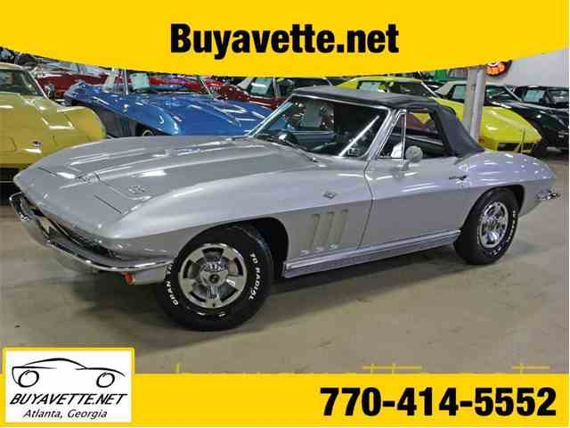 Picture of Classic 1966 Chevrolet Corvette located in Georgia - N3ID