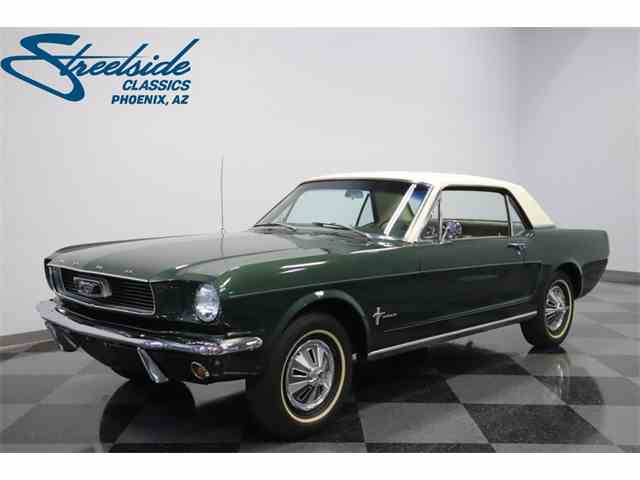 Picture of '66 Mustang - N3IQ