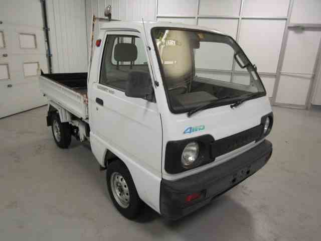 1991 Suzuki Carry w/ Dump Bed