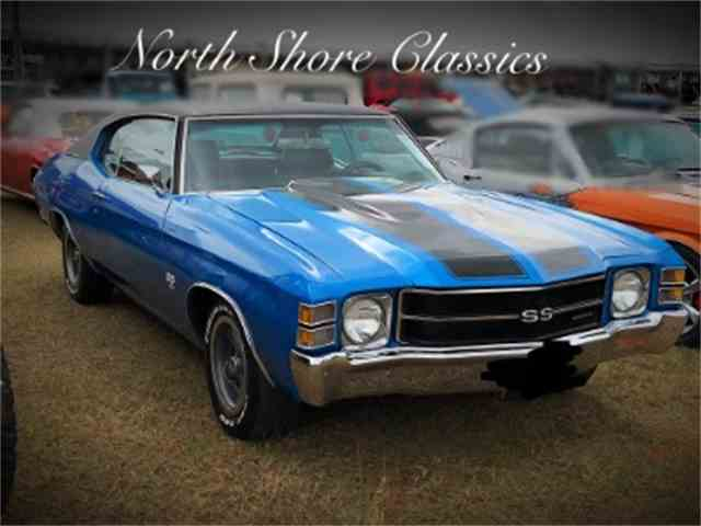 Picture of Classic 1971 Chevelle - $32,900.00 - MY7I