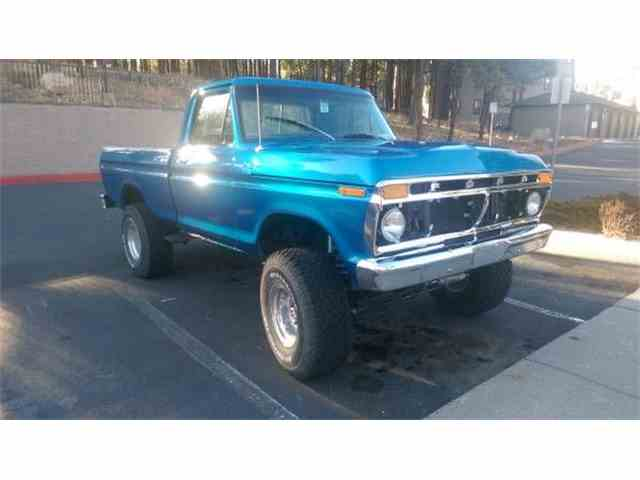 Picture of '77 F150 - N3J7