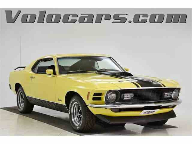 Picture of Classic '70 Ford Mustang - $47,998.00 - N3JA