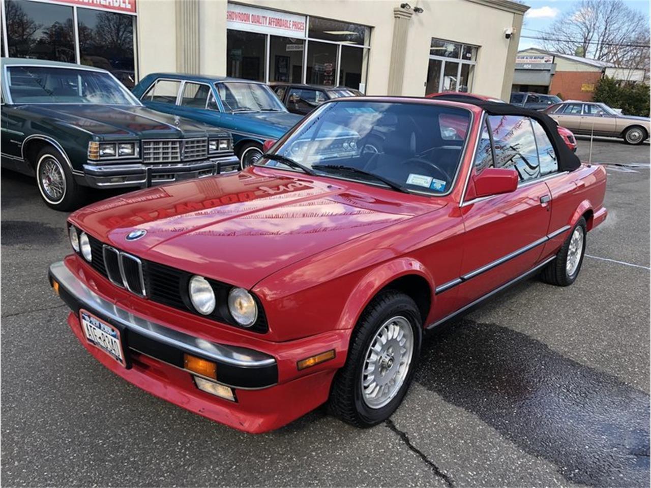 Bmw 325i For Sale >> 1989 Bmw 325i For Sale Classiccars Com Cc 1077673
