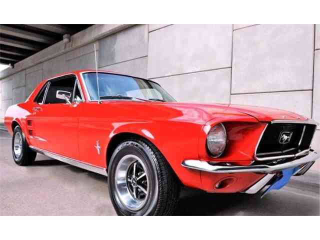 Picture of '67 Mustang - N3JM