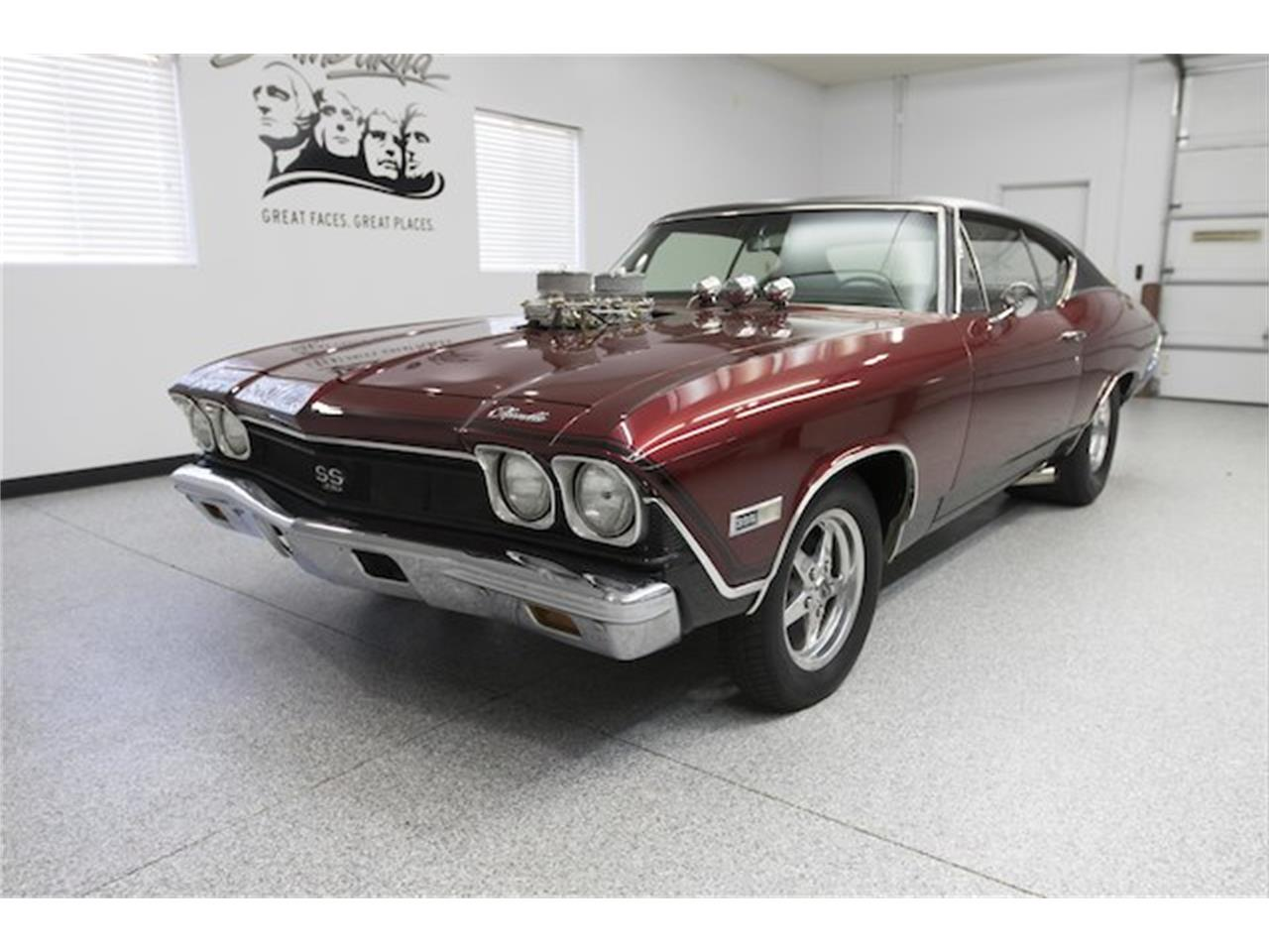 Large Picture of '68 Chevelle - N3JV