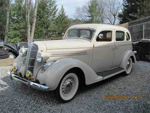 Picture of '36 Dodge Brothers Sedan located in Cadillac Michigan Offered by  - N3K5