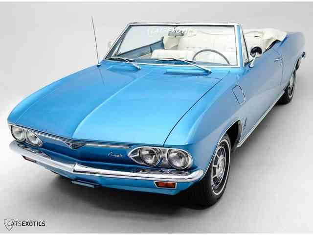 Picture of '66 Corvair - N3KS