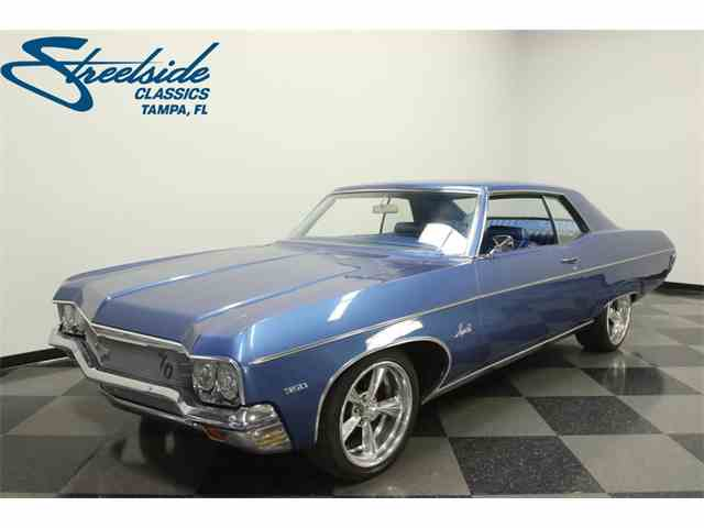 Picture of Classic 1970 Chevrolet Impala - $21,995.00 Offered by Streetside Classics - Tampa - N3KX