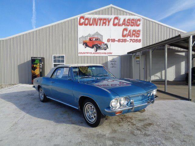 Picture of '66 Corvair - N3LM